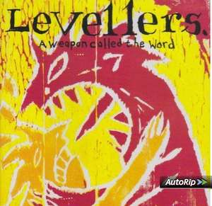 A WEAPON CALLED THE WORD [VINYL] Colored Vinyl, Import by The Levellers £9.99 (Prime) £12.98 (Non Prime) @ amazon.co.uk