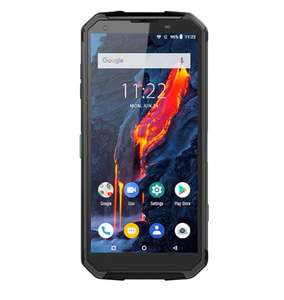 Blackview BV9500 Plus Rugged Smartphone with 10,000mAh battery IP68 4GB + 64GB for £157.08 @ AliExpress Deals / BLACKVIEW Official Store