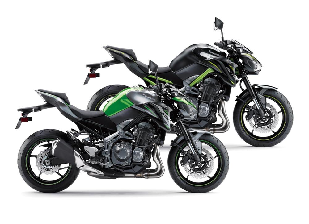 2019 Kawasaki Z900 pre reg 0 miles - £6999 @ Onyerbike