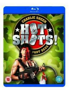 Hot Shots!: Part Deux [Blu-ray] £4.99 delivered at TheEntertainmentStore eBay Outlet
