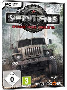 Spintires PC - £1.97 @ MMOGA