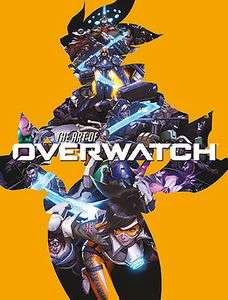 The Art Of Overwatch (Limited Edition Hardcover) for £45.49 delivered @ Forbidden Planet