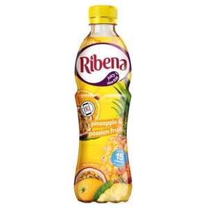 Ribena Pineapple & Passionfruit (3 for £1) @ Heron Foods Nottingham