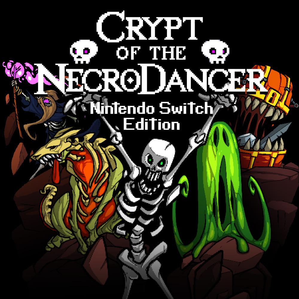 [Nintendo Switch] Crypt of the Necrodancer £3.59 @ Nintendo eShop (£2.67 Norway)