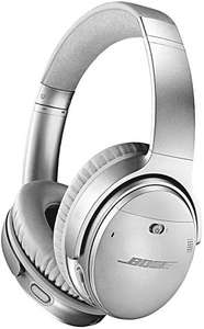 Bose QC35 II Quiet Comfort 35 II Wireless - Silver, A Condition £165 @ CEX