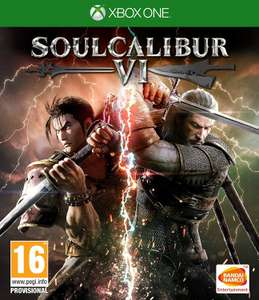 Soul Calibur VI on Xbox One - £12.99 delivered @ Simply Games