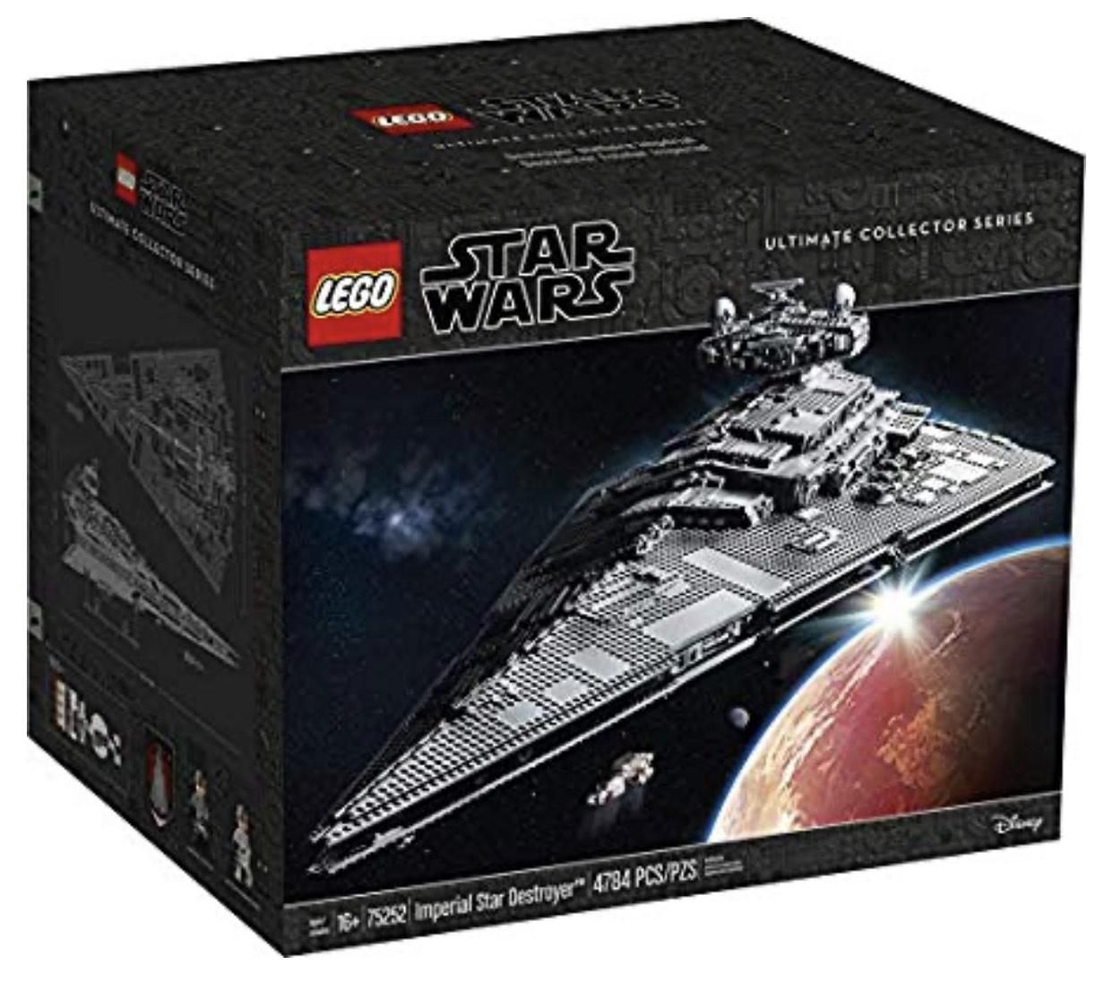 Lego Star Wars 75252 Imperial Star Destroyer - £567.74 @ Amazon