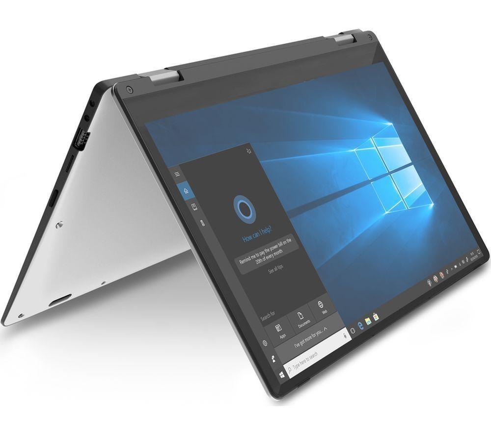 "FIVETECH Flex 11.6"" Touch Convertible Laptop Intel Dual Core N4000, 4GB RAM 32GB - Possible 14.5% cashback - FREE DELIVERY via Laptop Outlet"