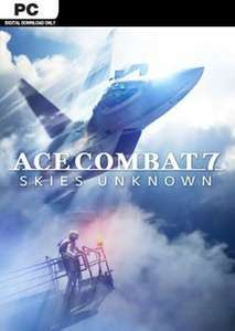 [Steam] Ace Combat 7: Skies Unknown (PC) - £17.49 @ Indiegala