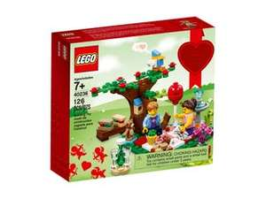 LEGO Romantic Valentine Picnic free with orders over £20 @ Lego Shop