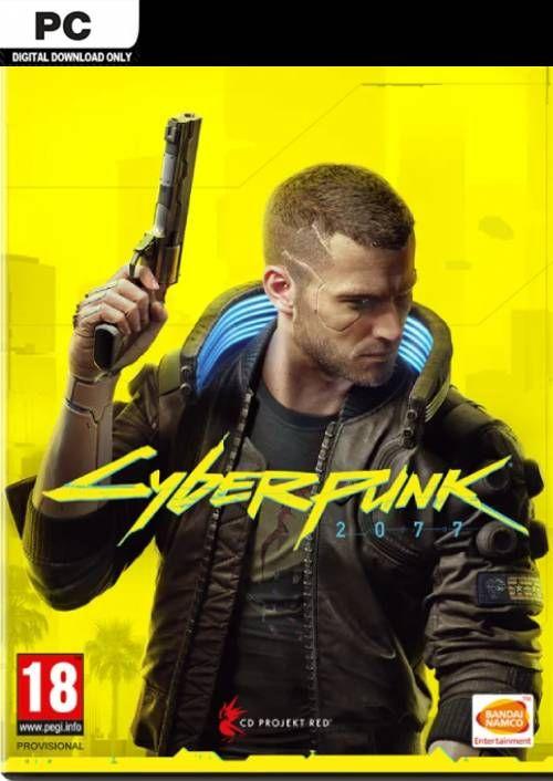 Cyberpunk 2077 GOG.com £33.99 @ CDkeys