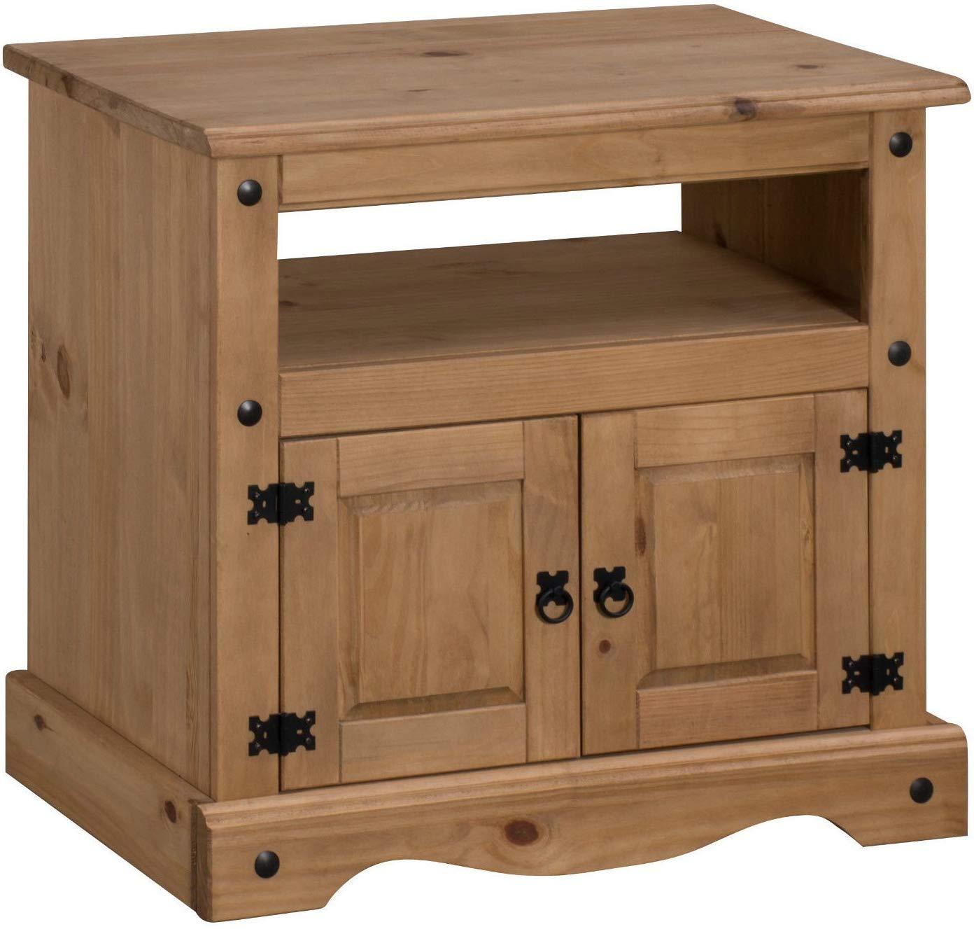Mercers Furniture Corona Straight TV Unit £39.87 @ Amazon