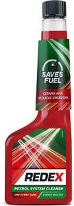 Redex Petrol Fuel System Cleaner 250ml £2 + £4.49 NP @ Amazon
