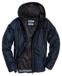 Superdry Mens Casey Padded Jacket Now £28 delivered sizes S up to 2XL @ Superdry Free Delivery & Returns
