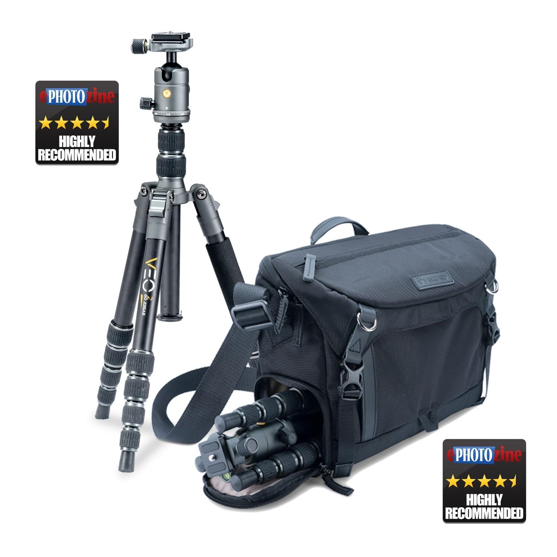 Vanguard VEO 2 GO 235AB Capture Kit - £99.50, Cameraworld