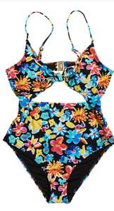 Up to 60% off Womens Swimwear Swimsuits from £16, Bikini Tops £8, Bottoms £6.80 size 6 up to 16 Free delivery & Returns @ Superdry