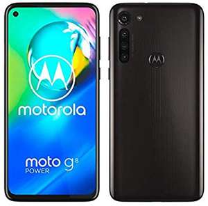 "Motorola Moto G8 power 6,4"" FHD+ zero-notch display, Qualcomm Snapdragon £219.99 @ Amazon"