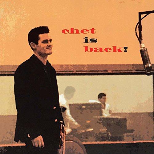 Chet is Back CD Amazon Prime £1.99 + 99p NP @ Amazon