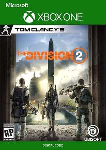 The Division 2 Xbox One £7.99 @ John Lewis & Partners (+£2 Click & Collect)