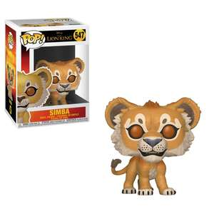 Lion King Pop's - Simba & Pumba £3 instore @ Sainsbury's Osmaston Park Road, Derby