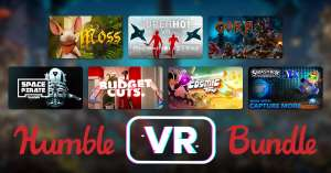 [Steam] Humble VR Bundle from £1 @ Humble Bundle