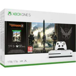 Xbox One S 1TB The Division 2 Bundle £129 instore @ Tesco Haydock