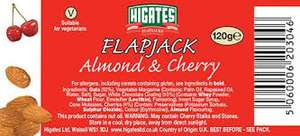 Flapjack fans - new flavour at Home Bargains - Almond & Cherry - 29p