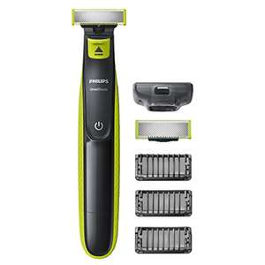 Philips OneBlade Hybrid Stubble Trimmer and Shaver with 3 x Lengths and One Extra Blade Amazon Exclusive £22.79 at Amazon France