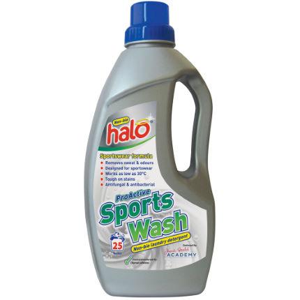 Halo Sports Laundry Liquid 1L £4 @ Sainsbury's