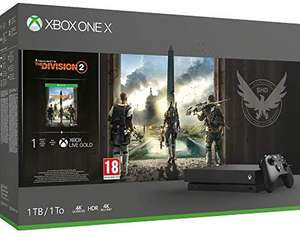 Xbox One X console (Used Acceptable £160.88, Good - £188.76, Like New £210.21 @ Amazon Warehouse
