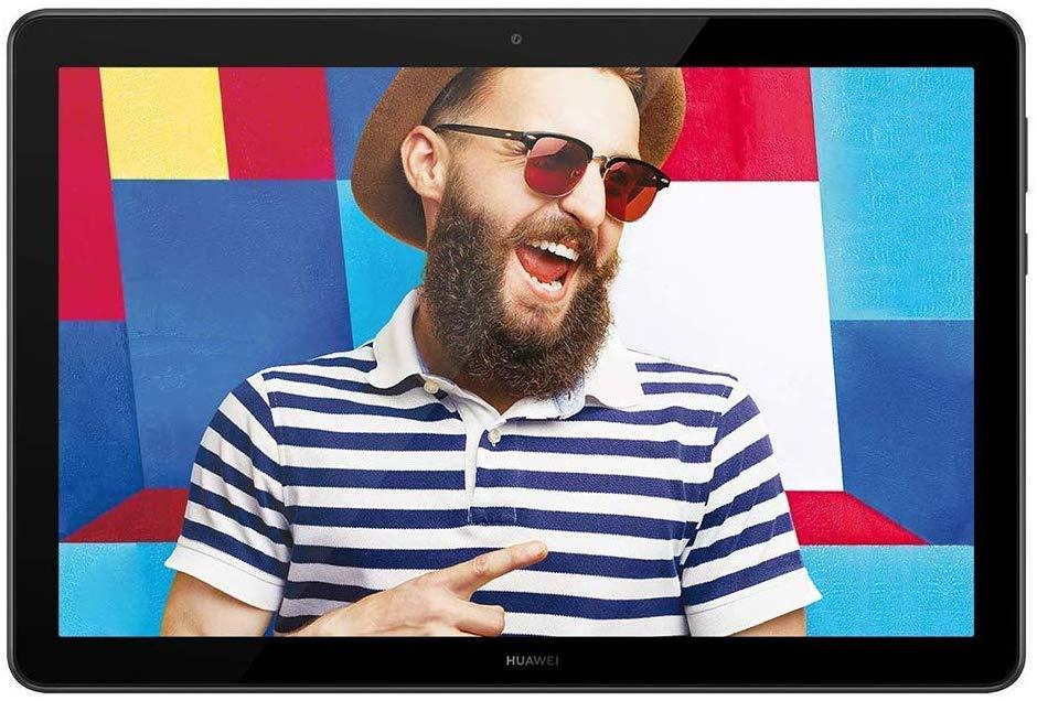 "HUAWEI MediaPad T5 - 10.1"" Android 8.0 Tablet,1080P Full HD Display,Kirin 695 Octa-Core Processor, RAM 4GB, ROM 64GB for £159.99 @ Amazon"