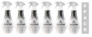 Alkimi 6 Pack 500ml Shiny Surface Cleaner With Bergamot Oil And Lemongrass Extract, Like New £5.14 (+ £4.49 Non-Prime) @ Amazon Warehouse