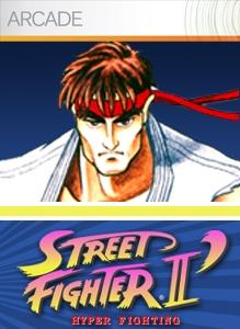 Street Fighter 2 - Hyper Fighting - Xbox 360 - £0.67 (no BC)