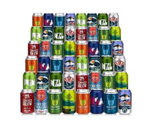 48 Cans of Craft Beer for £48 delivered New Customers only no subscription required @ Flavourly
