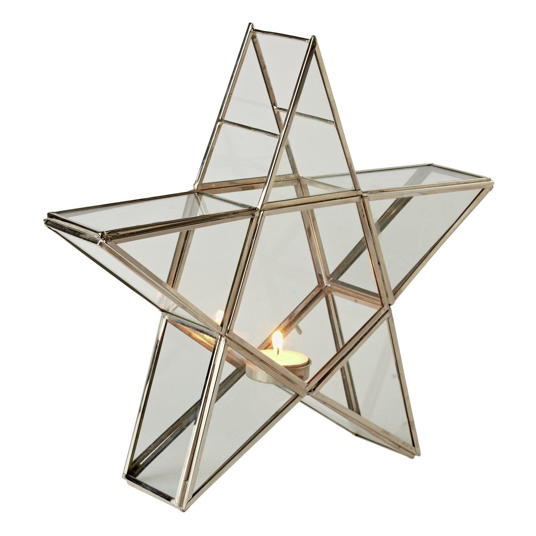Star tea light holder £2.40 @ Argos free C&C