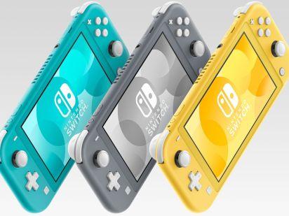 NINTENDO Switch Lite (Turquoise/Yellow/Grey) +6 months Spotify Premium £169 @ Currys PC World (+Zelda Links Awakening Bundles £199)