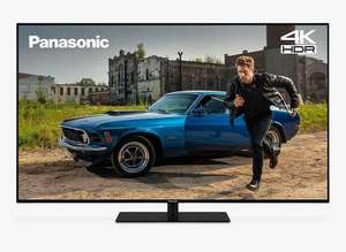 Refurbished Panasonic TX-43GX680B 43 Inch SMART 4K Ultra HD HDR LED TV Freeview Play - £199.99 delivered @ Panasonic / eBay