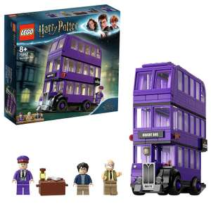 LEGO 75957 Harry Potter Knight Bus Toy, Triple-decker Collectible Set £24 (free click & Collect) @ Argos