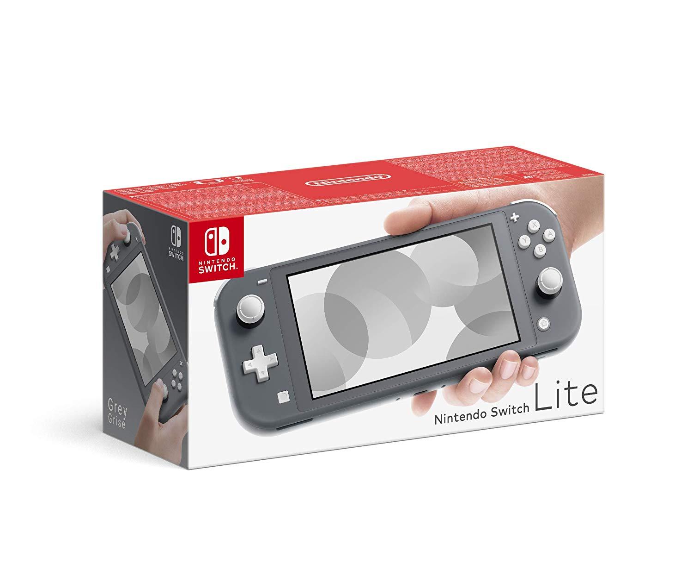 Nintendo Switch Lite - Grey/Yellow/Turquoise - £169 Delivered @ Amazon