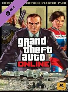 GTA V - Criminal Enterprise Starter Pack | Rockstar Social Club | £6.01 @ Gamivo.com / WorldWide-keysale