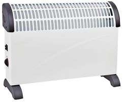 Pro-Elec 2kW Convector Heater £10.74 delivered at CPC Farnell