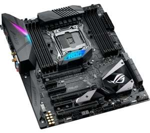 ASUS ROG STRIX GAMING X299-XE LGA 2066 Motherboard - £319 @ Currys PC World