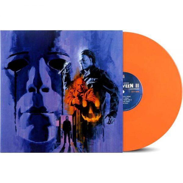 Halloween II Orange [VINYL] LP, 180 gram £17.99 Prime / £20.98 Non Prime at Amazon