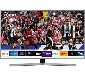 "Samsung 55"" RU7400 Dynamic Crystal Colour HDR Smart 4K TV £479 at BT Shop"