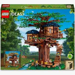 LEGO Ideas 21318 Tree House £161.99 at John Lewis and Partners