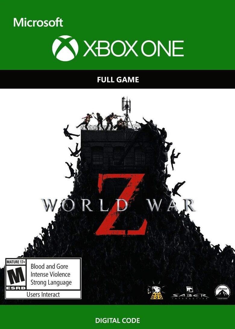 World War Z Xbox One £10.73 @ Eneba / COD Boutique using code