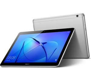 """HUAWEI MediaPad T3 10 9.6"""" Tablet - 32 GB, Space Grey £120 at Currys PC World"""