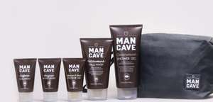 ManCave trial kit only £12 at ManCave Inc