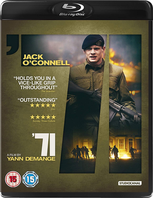 '71 [Blu-ray] [2014] £1.80 at Amazon Prime / £4.79 Non Prime
