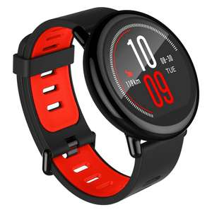 (Xiaomi Mi) Amazfit Pace smart watch in red for £51.65 delivered (using coupon) @ AliExpress Deals / amazfit Official Store
